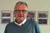 Starosta Tisé Tomáš Kratochvíl.