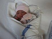 Sofie Peltránová se narodila Kamile Pačajové z Ústí nad Labem 12. října ve 12.30 hod. v ústecké porodnici. Měřila 48 cm a vážila 3,2 kg.