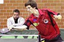 Jakub Seibert uhrál v duelech proti Ostravě a Brnu čtyři body a pomohl tak svému týmu k dvěma výhrám.