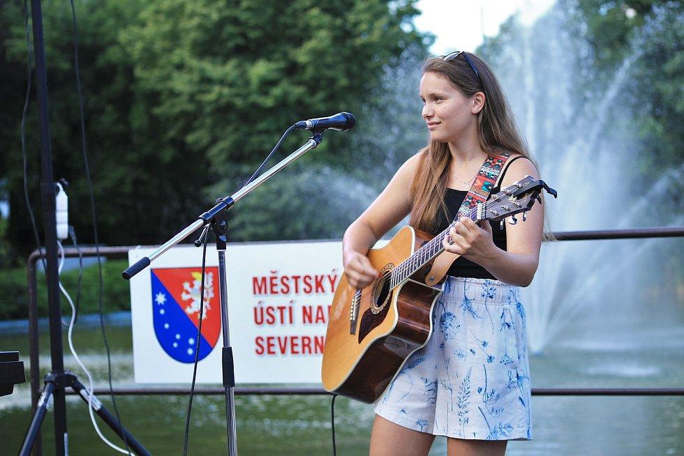 Hudební festival Interporta.