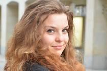 Sboristka Lucie Soukupová