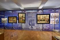 Schichtova epopej v ústeckém muzeu