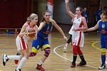 Město finančně podpořilo například ústecký klub basketbalistů a basketbalistek.