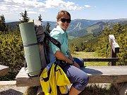 Cestovatelka Tereza Tauckoory Javorová se vydává na trasu Pacific Crest Trail (PCT) v USA, nejtěžší trail světa
