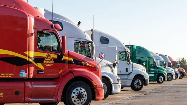 Ústí omezuje nákladní dopravy v průmyslové zóně v Předlicích.