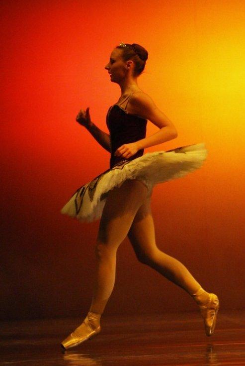 Baletní miniatury II. Tančí v nich celý ústecký balet, tedy i členové jeho sboru ve vděčných rolích sólistů.
