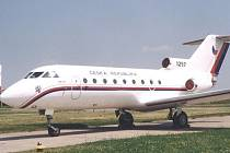 Jak-40, ilustrační foto.