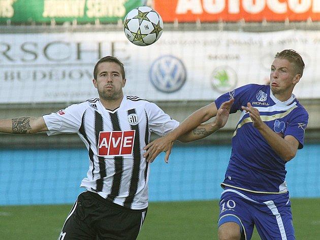 Hráči ústecké Army se na půdě Českých Budějovic postarali o pořádný poprask, když exligový tým senzačně pokořili 2:0.
