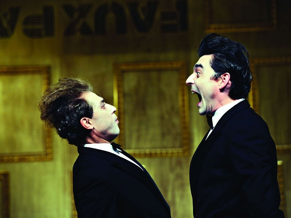 Inscenaci Buržoazie přiveze na Festival Kult Divadlo Na zábradlí.