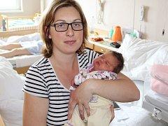 Anna Fedorjaková se narodila 20.4.2017 (10:20) Kateřině Fedorjakové. Měřila 53 cm, vážila 4,45 kg.