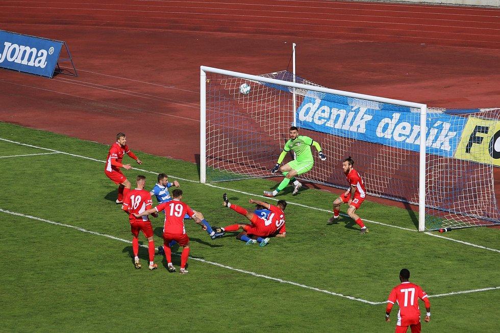 FK Ústí - Blansko, FNL 2020/2021