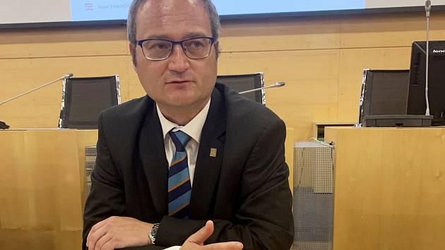 Radek Čech, ředitel odboru strategie SŽDC