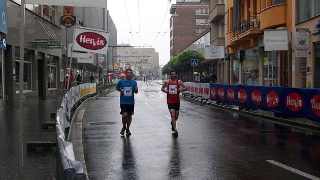 První Ústecký půlmaraton vylákal do ulic 1 250 běžců.