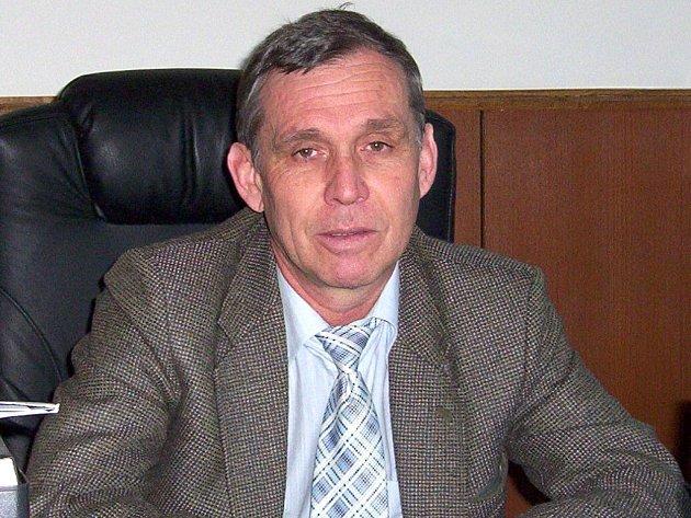 Předseda severočeského krajského soudu Milan Kohoutek.