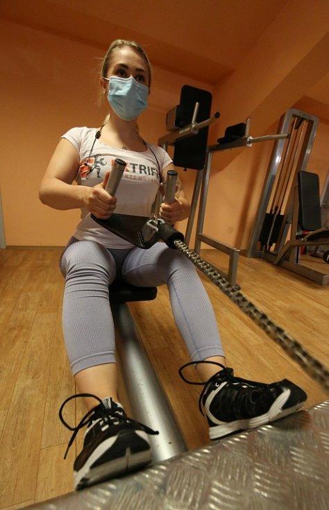 Fitka opět mohla otevřít. V Ústí nad Labem to byla například Sluneta Fitness.