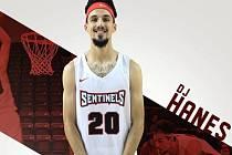 Americký rozehrávač D.J. Hanes posílí basketbalisty Ústí.