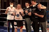 Lukáš Konečný zvítězil i ve druhém návratu do ringu.