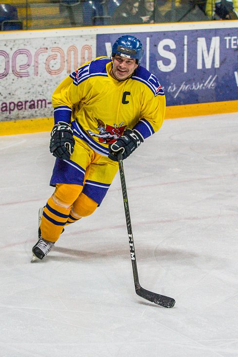 Milan Antoš se může ohlédnout za výtečnou hokejovou kariérou.
