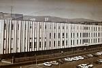 Obchodní dům Labe v Ústí nad Labem na archivním snímku