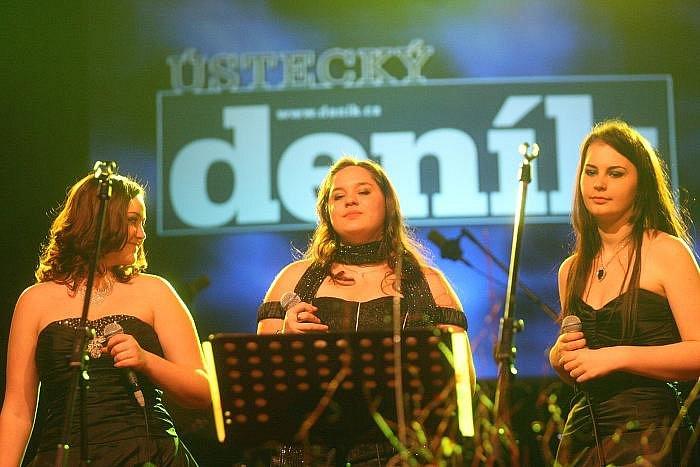 V Domě kultury se odehrál 29. ledna 2011 již 14. Ples všech  Ústečanů.