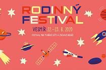 Rodinný festival 2020: Vesmír