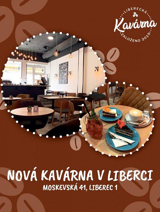Liberecká kavárna