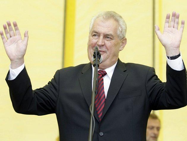 Miloš Zeman, SPOZ.