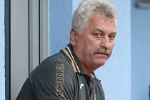 Trenér fotbalistů Ústí Petr Němec.