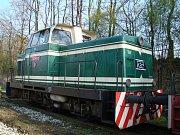 Lokomotivy a hnací vozidla mají svá jména - Rosnička
