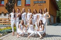 Finalistky Miss ČR 2019