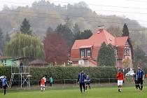 Fotbal ilustrační