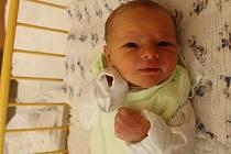 Christian Michael Chrudimský se narodil Marcele Řehákové z Teplic 2. září v 01.14 hod. v ústecké porodnici. Měřil 46 cm a vážil 2,75 kg.