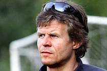 Trenér Martin Beran.