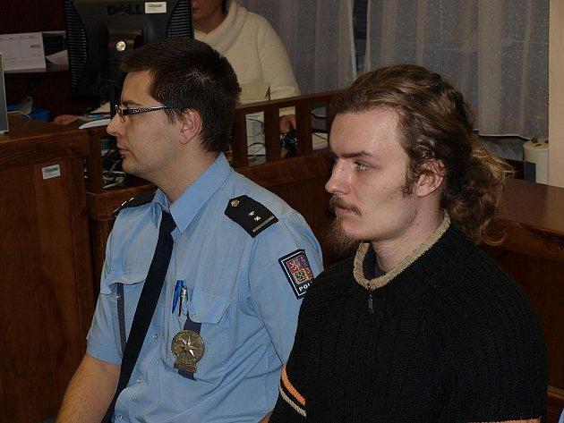 Pouta na rukou Michala Rydla byla nutná.