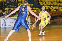 Ústečtí basketbalisté porazili Opavu a zajistili si záchranu.