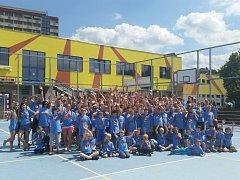 Sluneta Camp přilákal přes sto dětí.