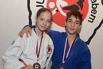 Judisté uspěli na mistrovství republiky.
