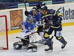 Hokejisté Ústí vyhráli nad Havířovem 3:1.