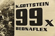 Karel Gottstein dokázal fotografovat kravským okem.