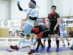 Florbalistům Ústí nestačilo v severočeském derby s Českou Lípou na bodový zisk ani deset vstřelených branek.