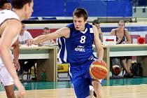 Rozehrávač Lukáš Feštr je považován za jeden z největších talentů v Česku.