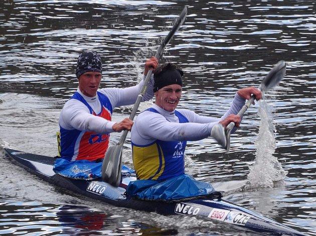 Ve Vaňově se konalo mistrovství ČR kanoistů na dlouhých tratích.