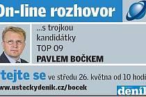 Online Boček.