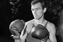 Boxer Bohumil Němeček na snímku z roku 1964.