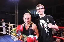 Sourozenci z Ústí nad Labem Fabiana a Sebastian Bytyqi budou bojovat na galavečeru Box Live Ústí.