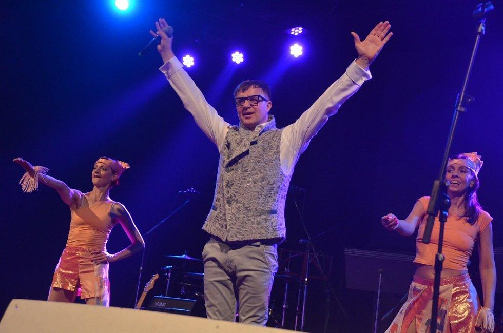 Ples Ústečanů, Petr Kotvald.