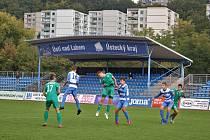 Dokončení rekonstrukce fotbalového stadionu je jedna z plánovaných investic sportovní koncepce v Ústí na dalších osm let.