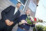 Petr Fridrich, kterému v Předlicích odhalili pamětní desku, byl první obětí okupačních vojsk 21. srpna 1968