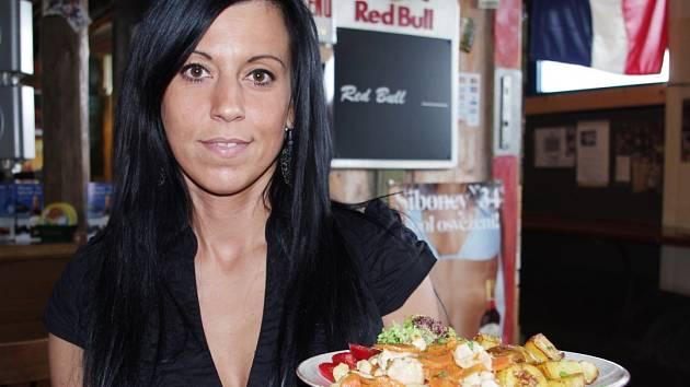 Tak jako každý čtvrtek se i tento týden vařilo v restauraci Sport Pub Zlatopramen podle čtenářů Ústeckého deníku.