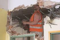 Na dětském oddělení Masarykovy nemocnice probíhá rozsáhlá rekonstrukce, potrvá až do konce září.